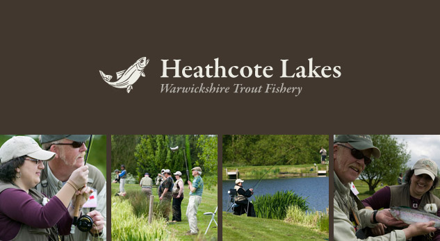 Heathcote Lakes Fishery, Warwick, UK